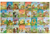 Coleção Livro Infantil - 34 Livros 13 X 10 Cm - 12 Páginas - Todo Livro