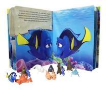 Coleção Livros Miniaturas Bom Dinossauro E Dory - Sem Editora