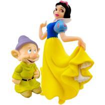 Coleção Minhas Miniaturas Disney Branca De Neve E Dunga - Start