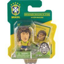Coleção Mini Jogadores da Seleção Brasileira David Luiz - Dtc