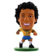 Coleção Mini Jogadores da Seleção Brasileira Marcelo - Dtc