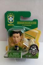 Coleção Mini Jogadores da Seleção Brasileira Thiago Silva - Dtc