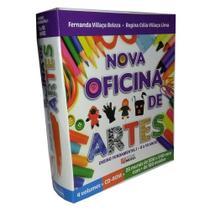 Coleção Nova Oficina De Artes 6 a 10 Anos - Editora rideel