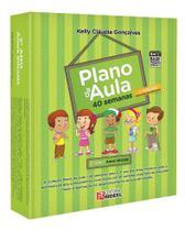 Coleção Plano de Aula 40 Semanas 2 Ano - Editora Rideel
