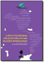 Colecao relacoes internacionais, vol. 2 - Autor independente