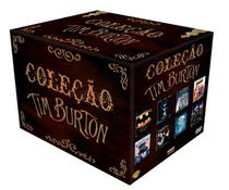 Coleçao Tim Burton - Warner home video