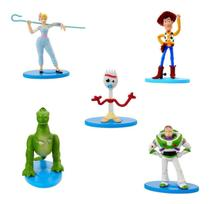 Coleção Toy Story 4 Disney Pixar Mini Figuras 6 Cm - Mattel -