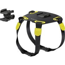 Coleira e Suporte de Peito para Cão Sony Dog Mount para Action Cam (AKA-DM1) -