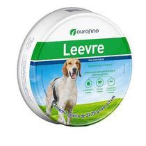 Coleira Ourofino Leevre Para Cães - Grande 63 Cm - Ouro fino