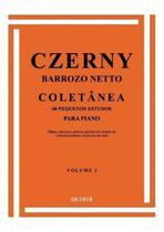Coletânea Vol. 1: 60 Pequenos Estudos - Ricordi - Cn Distribuidora Representacao Musical -
