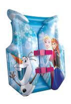 Colete Inflável Infantil Frozen 33X43cm - 131482 - Etilux