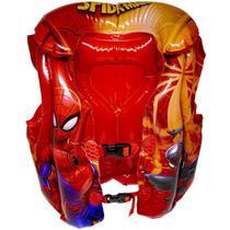 Colete Inflável Infantil - Homem-Aranha - Etilux -