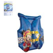 Colete Inflável Infantil Mickey-Disney (DYIN-039) - Etitoys