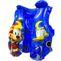 Colete Inflável Infantil - Mickey - Etilux -