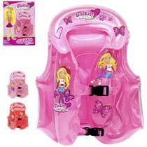 Colete para piscina wellmix glam girls ws4376 - Well Kids