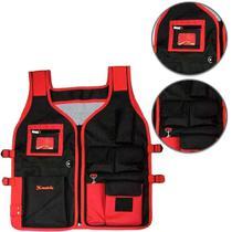 Colete Porta Ferramentas 8 Bolsos 510mm x 600mm MTX - 902469 -
