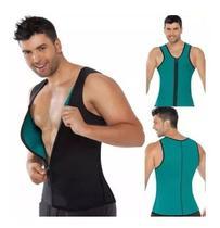Colete Regata Masculino Térmico Hot Shapers Neoprene Fitness -