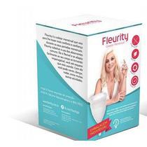 Coletor Menstrual Fleurity Tipo 2 Sem Pigmento 1 Unidade -