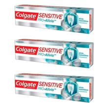 Colgate Pro Alivio Sensitive Creme Dental 50g (Kit C/03)