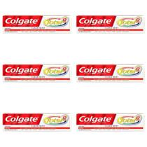 Colgate Total 12 Creme Dental Clean Mint 140g (Kit C/06)