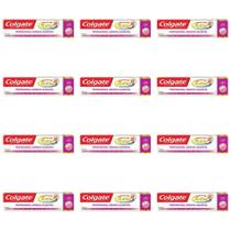 Colgate Total 12 Creme Dental Gengiva Saudável 140g (Kit C/12)