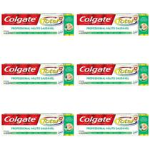 Colgate Total 12 Hálito Saudável Creme Dental 70g (Kit C/06)