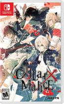 Collar X Malice Nintendo Switch -