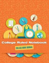 College Ruled Notebook - Mihails konoplovs