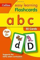 Collins Easy Learning - Abc Flashcards - Age 3+ -