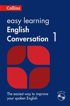 Collins Easy Learning English Conversation 1 - Book With Audio CD -