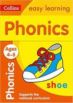 Collins Easy Learning - Phonics - Ages 4-5 -