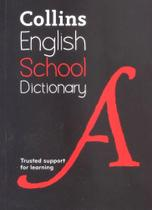 Collins English School Dictionary - In Colour - Fifth Edition -