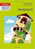 Collins International Cambridge Primary English 5 - Workbook -