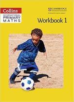 Collins International Cambridge Primary Maths 1 - Workbook -