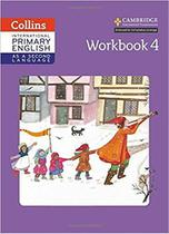 Collins International Primary English As A Second Language 4 - Workbook -