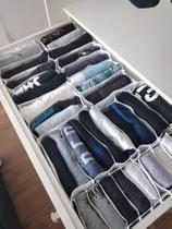 Colmeias Organizadoras Camisetas, Fitness, Bebe(kit 6 p +6 g) Tnt - Cia Das Capas