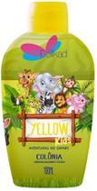 Colônia Delikad Kids Safari Yellow 100ml -
