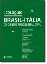 Colóquio Brasil-itália de Direito Processual Civil - Juspodivm -