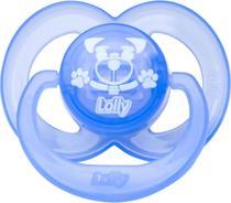 Color Silicone Redondo AZUL - Lolly
