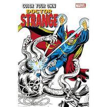 Color Your Own Doctor Strange - Marvel