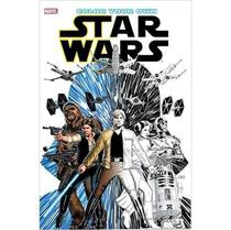 Color Your Own Star Wars - Marvel