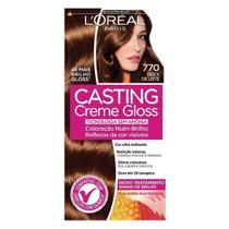 Coloração Casting Creme Gloss 770 Doce de Leite - L'Oréal -