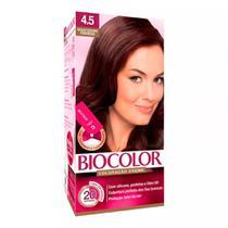 Coloração Creme Biocolor Mini - Acaju Escuro Poderoso 4.5 -