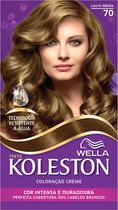 Coloração koleston kit 0070 louro médio - Wella