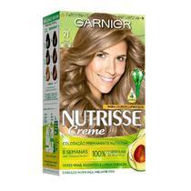 Coloração Nutrisse Garnier 71 Louro Esplêndido -