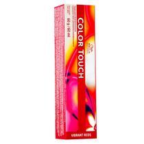 coloração Wella color touch vibrant reds tonalizante 7/43 loiro médio vermelho dourado - 60g -