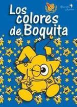 Colores de boquita, los - Planeta
