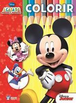 Colorir Grande - A Casa do Mickey Mouse - Bicho Esperto