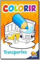 Colorir - Transportes - Todolivro