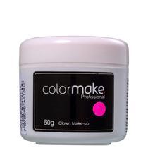 Colormake Clown Makeup Pink - Tinta Cremosa 60g -